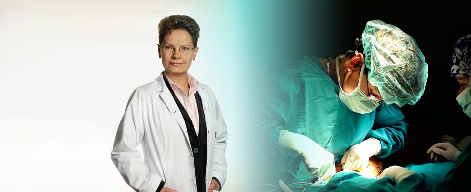 Chirurg oraz operacja chirurgiczna